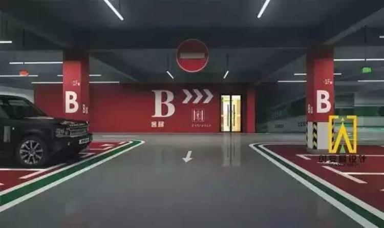 车库3D效果图设计